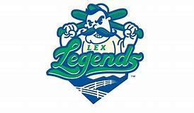 Lexington Legends Professional Baseball